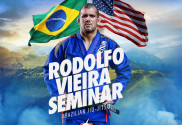 Rodolfo Viera BJJ Training Camp at Baltimore Martial Arts in Catonsville Maryland